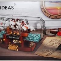 Bemutató - 21313 Hajó a palackban