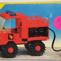 Bemutató - 6650 Tűzoltóautó