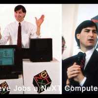 Steve Jobs portré