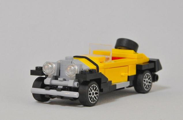 Benz SSK