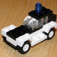 600 Police Car: neked is lehet!