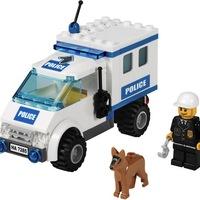 Olvasó játszik: 7285 Police Dog Unit, 7286 Prisoner Transport