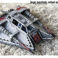 Technic vagy Star Wars? Minek választani?!