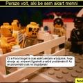 1 éves a LEGO Flood
