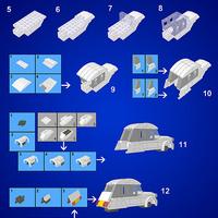 Citroën 2CV - magad is megépítheted