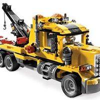 Végigjátszás: 6753 Tow Truck (C modell)