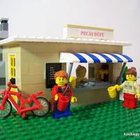 675 Snack Bar építőverseny – 3. helyezés
