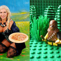 Kis magyar LEGO arcképcsarnok (7.): Kiszel Tünde