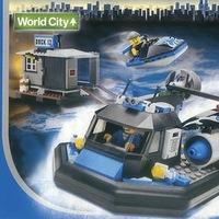 Olvasó játszik: 7045 Hovercraft Hideout