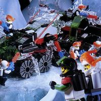 Elfeledett készletek nyomában - 6. rész Ice Planet 2002