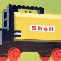 LEGO energetika 3/2: Tartályvagonok és egyéb vasúti cuccok
