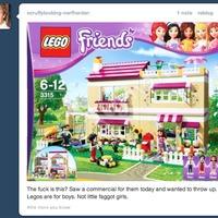 A LEGO szerint a Friends nem szexista