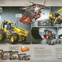 Minden a 2011-es Technic készletekről