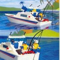 Végigjátszás: 4011 Cabin Cruiser & 4642 Fishing Boat