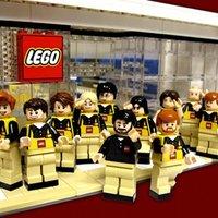 Csókolom, Lego van?