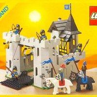 Olvasó játszik: 6074 Black Falcon's Fortress