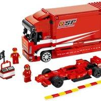 Végigjátszás: 8185 Ferrari Truck