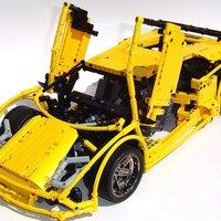 Lamborghini Technicből