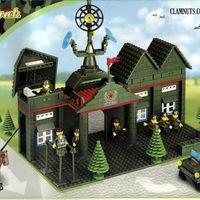 HALO, nem LEGO, kritika