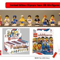 A LEGO olimpiai csapata
