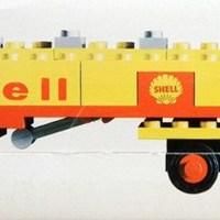 LEGO energetika 2: Tartálykocsik