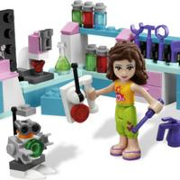 Végigjátszás: 3933 Olivia's Invention Workshop