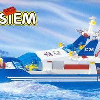 Végigjátszás: 4022 C26 Sea Cutter