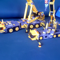 Gondoltak egy nagyot (végigjátszottuk: 7249 XXL Mobile Crane)