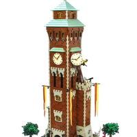 Nagyobbacska toronyóra