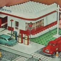 LEGO energetika 1: Benzinkutak és töltőállomások