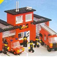 LEGO Lánglovagok (3. rész) - Tűzoltó rohamkocsik