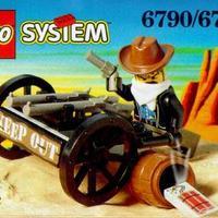 Olvasó játszik: 6790 Bandit With Gun