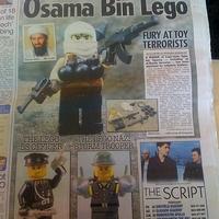 Osama Bin Lego