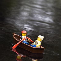 a LEGO a day... for one year