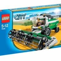 Lego-kalászokhoz Lego-kombájnt!