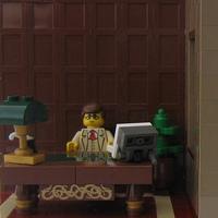 Egy újabb lego-ügyvéd