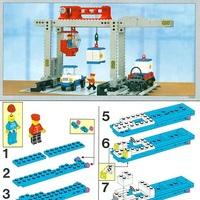 Végigjátszás: 7823 Container Crane Depot
