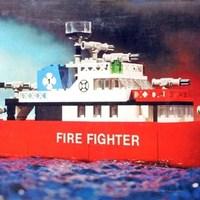 LEGO Lánglovagok (4. rész) - Tűzoltó hajók