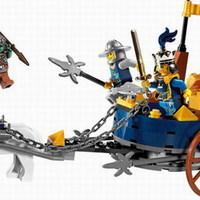 Triplán: 7078 King's Battle Chariot