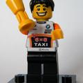 Kis magyar LEGO arcképcsarnok (1.): sportolók