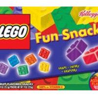 Nem gyárt több Lego-alakú cukorkát a Kellogg's