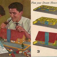 Tervezd meg az álomházad legóval!