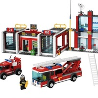 Olvasó játszik: 7208 Fire Station