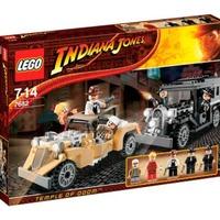 2009-es Indiana Jones készletek