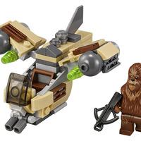 Megvettem, bemutatom - Wookiee™ Gunship (75129)