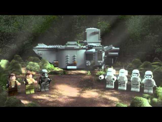 Star Wars - Az ébredő erő - Kisfilmek