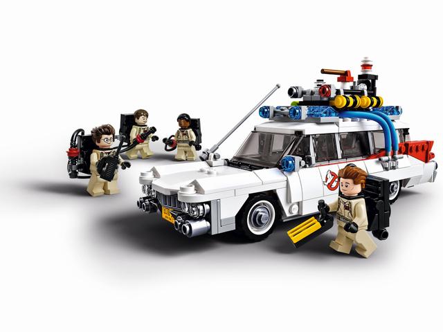 Lego Szellemirtók - Klasszikus 80-as