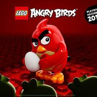 LEGO Angry Birds készletek