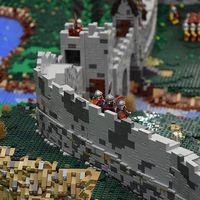 Fantasztikus Lego építmények