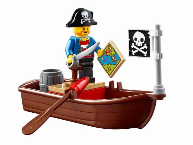 LEGO - Kalózhajók II.